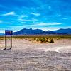 California/Nevada State Line