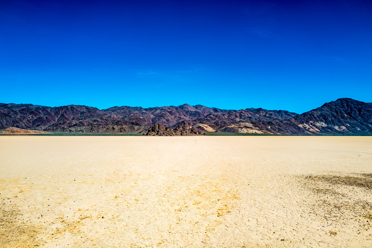 Racetrack Playa (The Grandstand), Death Valley