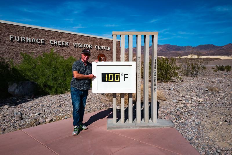 Furnace Creek Information Center, Death Valley