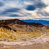 Zabriskie Point panorama, Death Valley