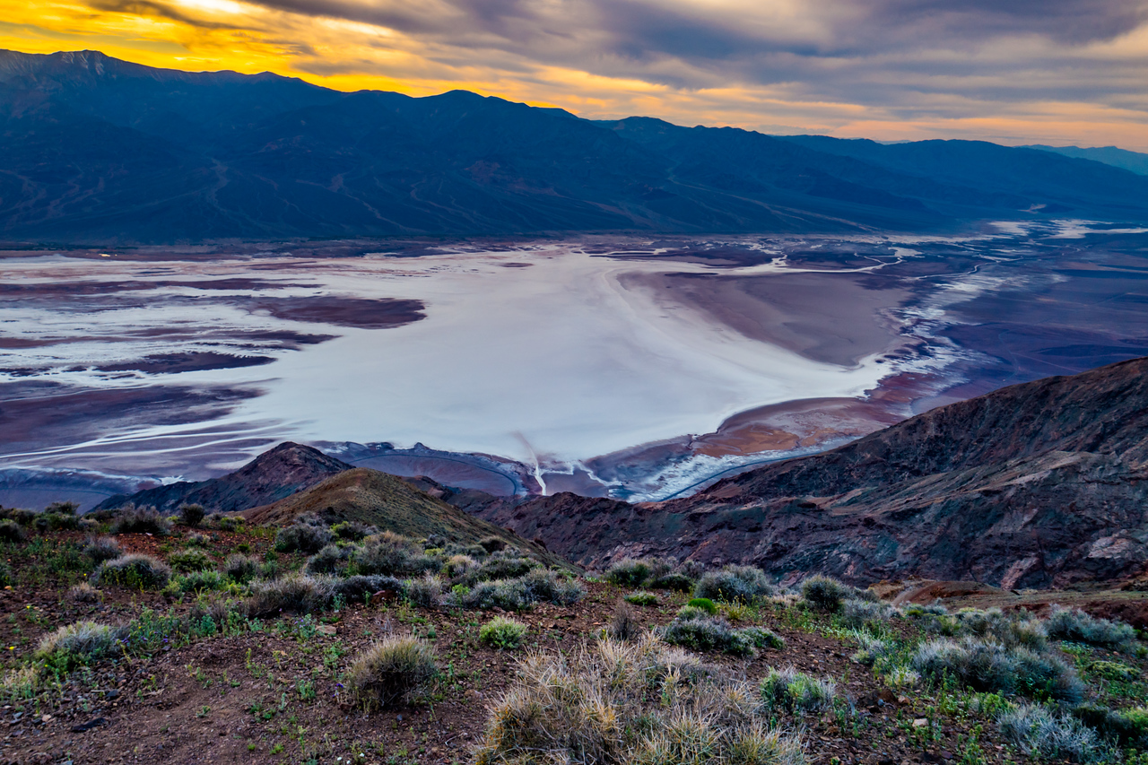 Dantes View, Death Valley