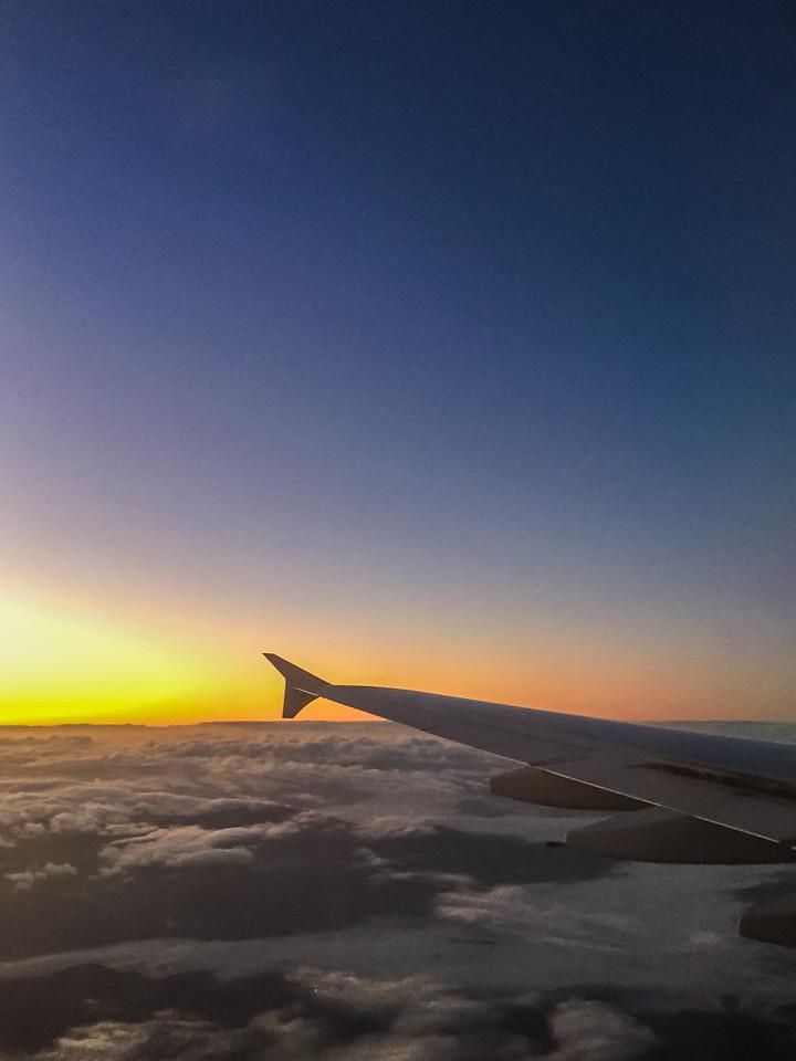 A380 Sunrise