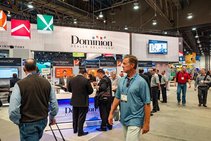 Dominion Dealer Solutions @ NADA