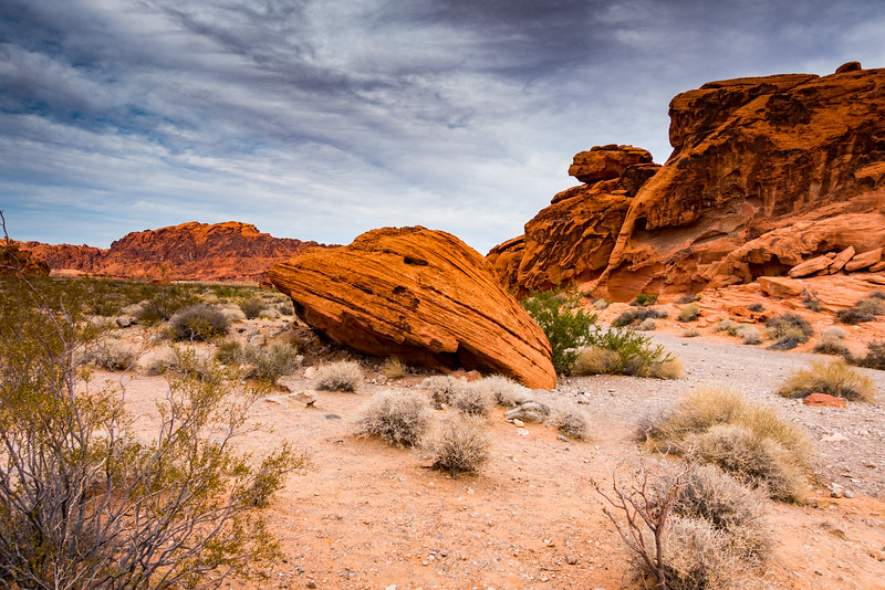 The Beehives, Valley of Fire State Park, Nevada