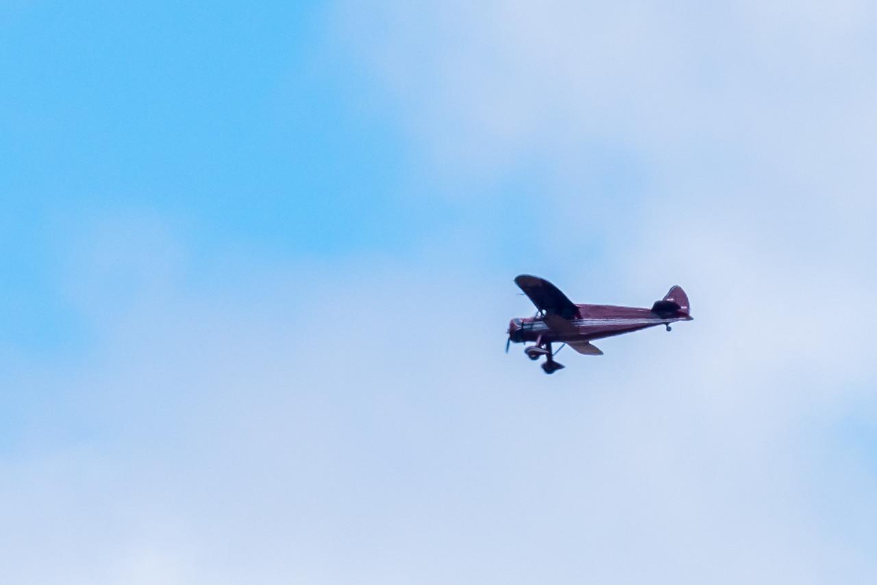 """Waco AGC-8 """"sesquiplane"""""""