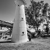 Bulwer Island Light (relocated to Queensland Maritime Museum)