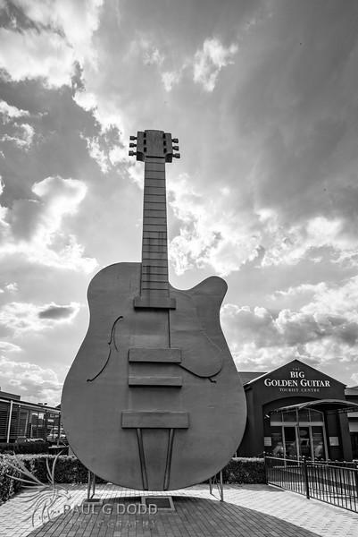 Golden Guitar, Tamworth