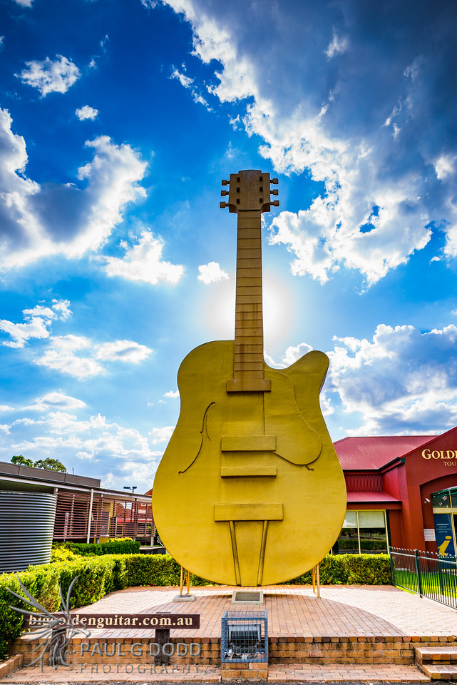 Golden Guitar, Tamworth