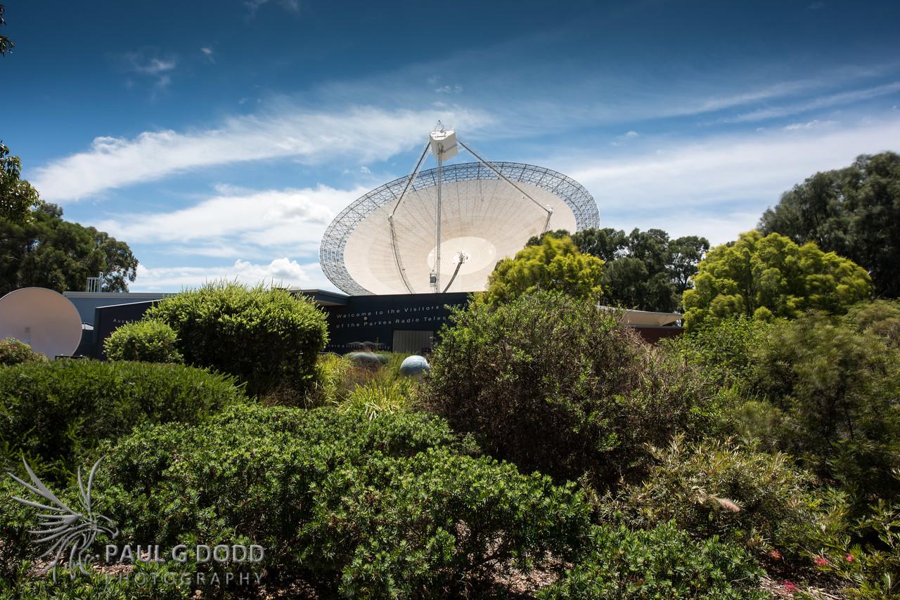 "Parkes Radio Telescope - ""The Dish"""