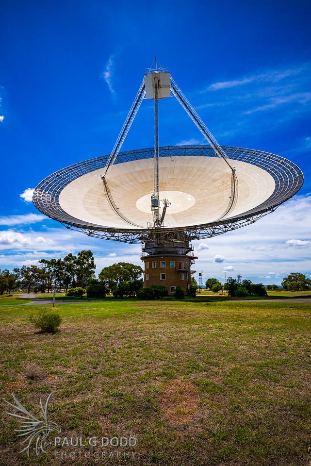 """The Dish"" - CSIRO Parkes Radio Telescope"
