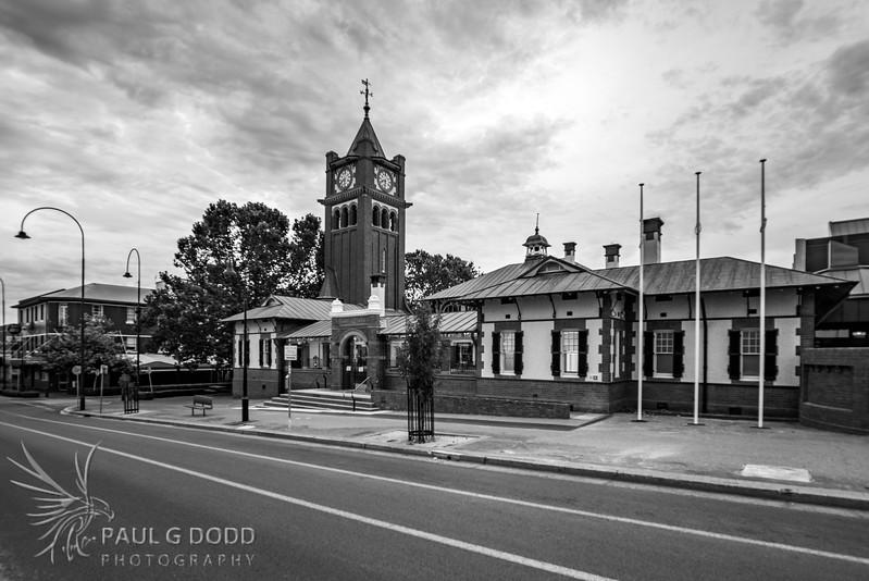 Wagga Wagga Court House