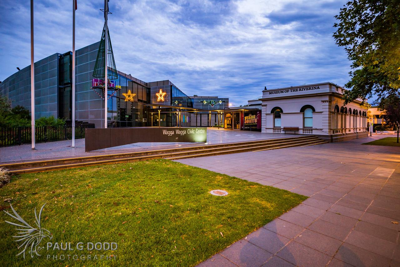 Wagga Wagga Civic Centre