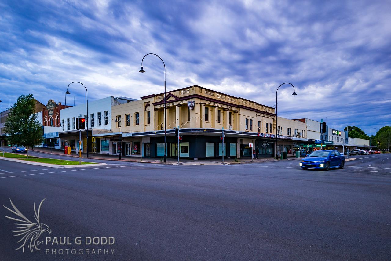 T&G Building, Wagga Wagga