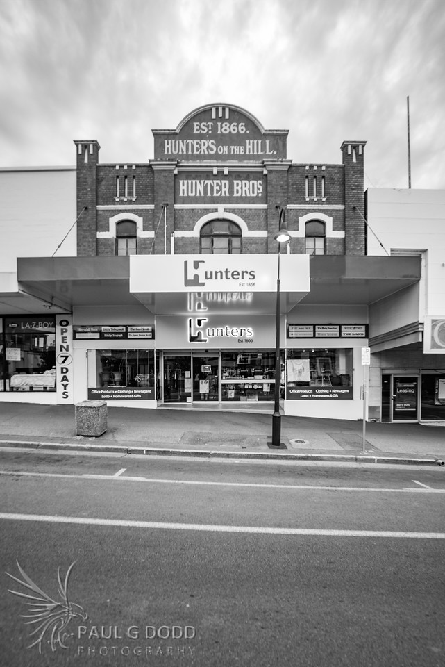 Hunter Bros Building, Wagga Wagga