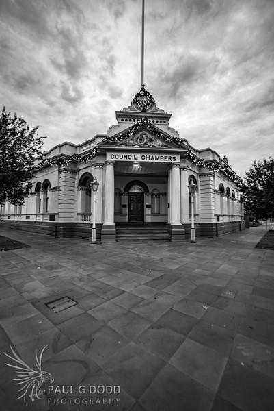 Wagga Wagga Council Chambers