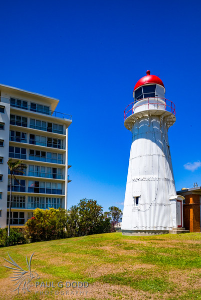 Old Caloundra Light