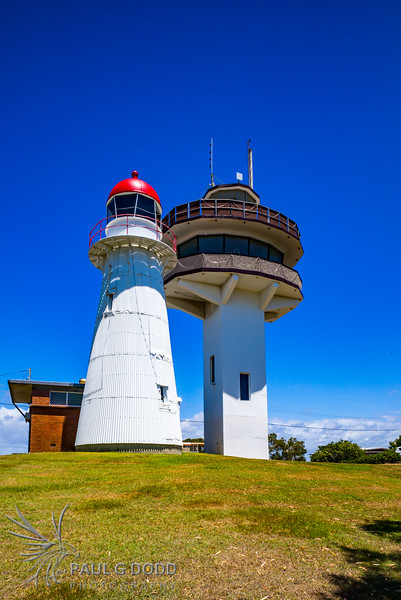 Old Caloundra Light, New Caloundra Light