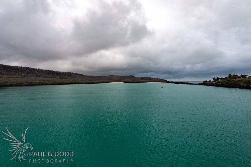 Santa Fé Island