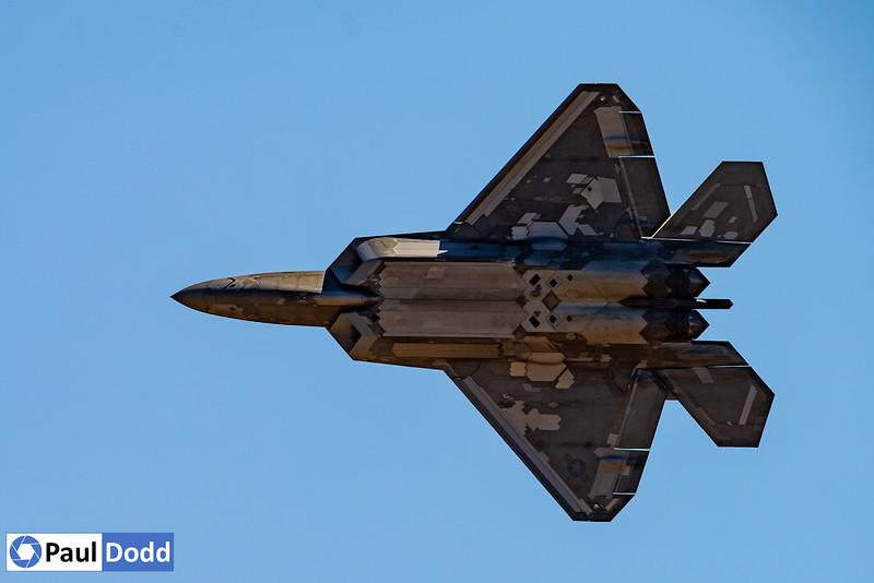 USAF F/22A Raptor