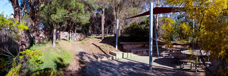 The Outdoor Learning Area