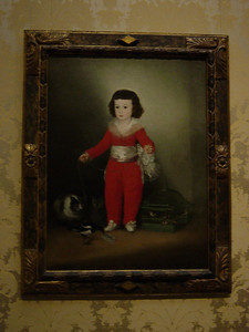 One of many Francisco Goya