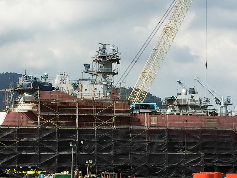 Shipyard at Sungai Sitiawan 4.