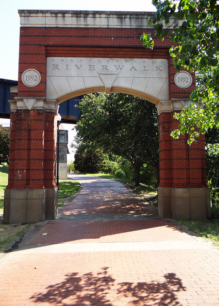 Riverwalk Arch
