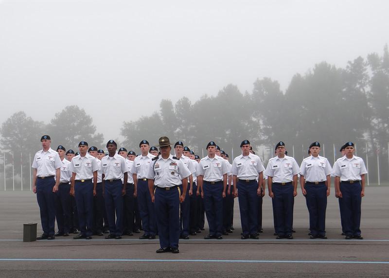 Ft. Benning - The troop