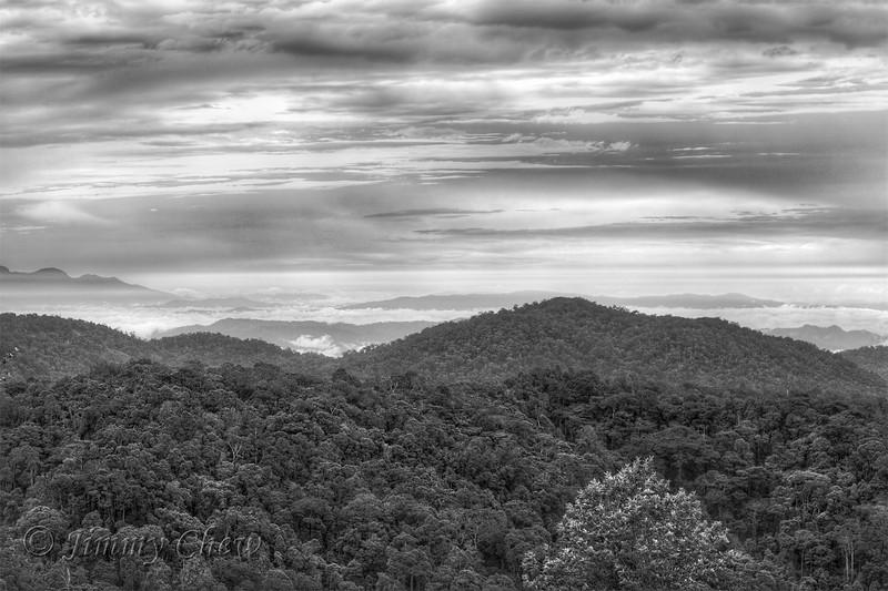 Hills beyond.