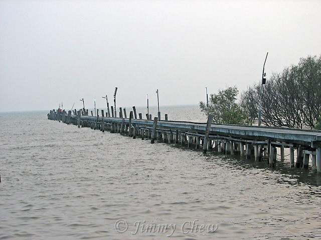 Lover's Bridge.