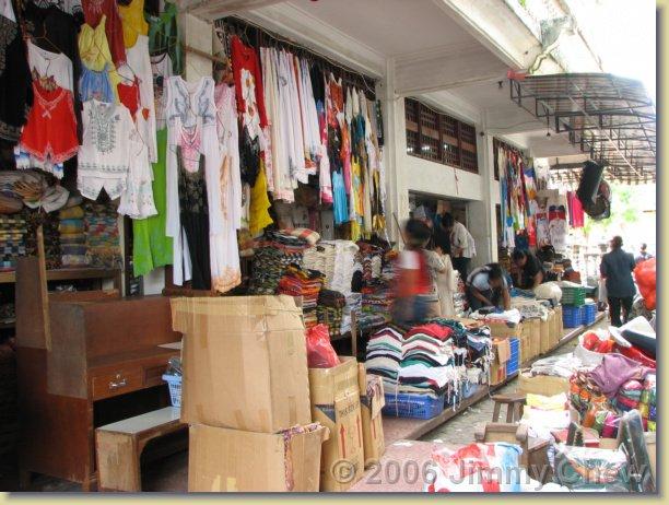 Pasar Seni Sukawati.