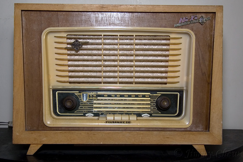An old Telefunken.