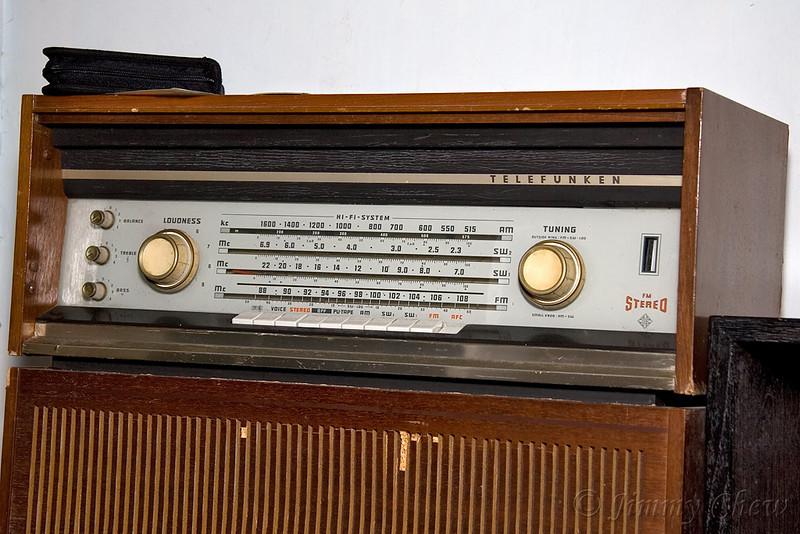 Another old Telefunken.