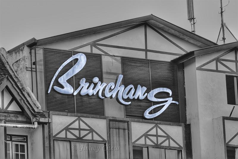 A hotel in Brinchang.