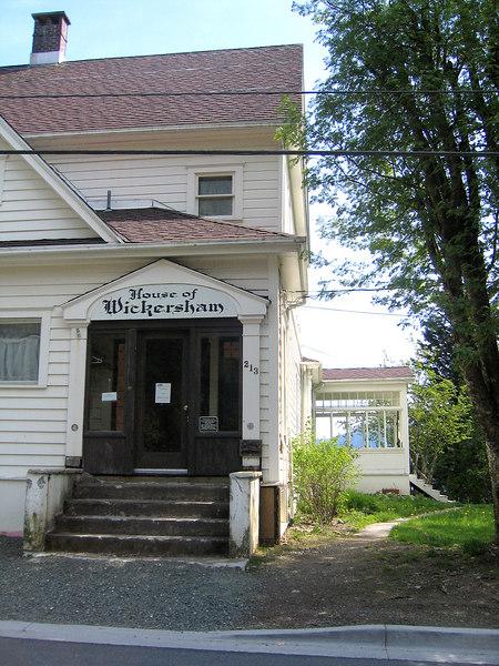 House of Wickersham