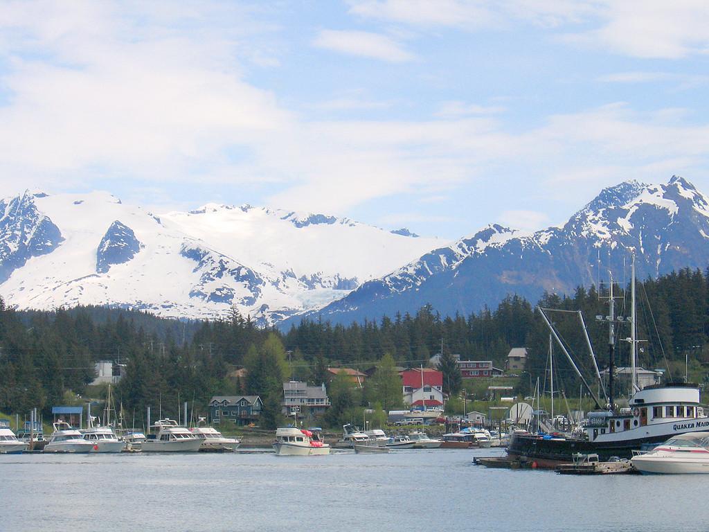 Acke Bay, Juneau, AK