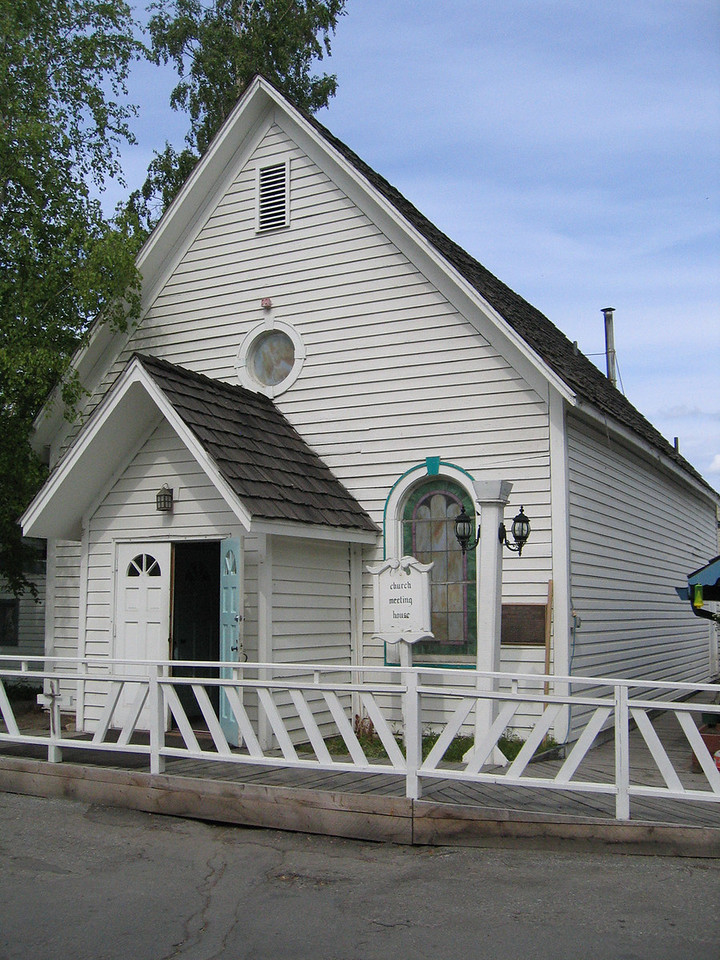First Presbyterian Church in Pioneer Park