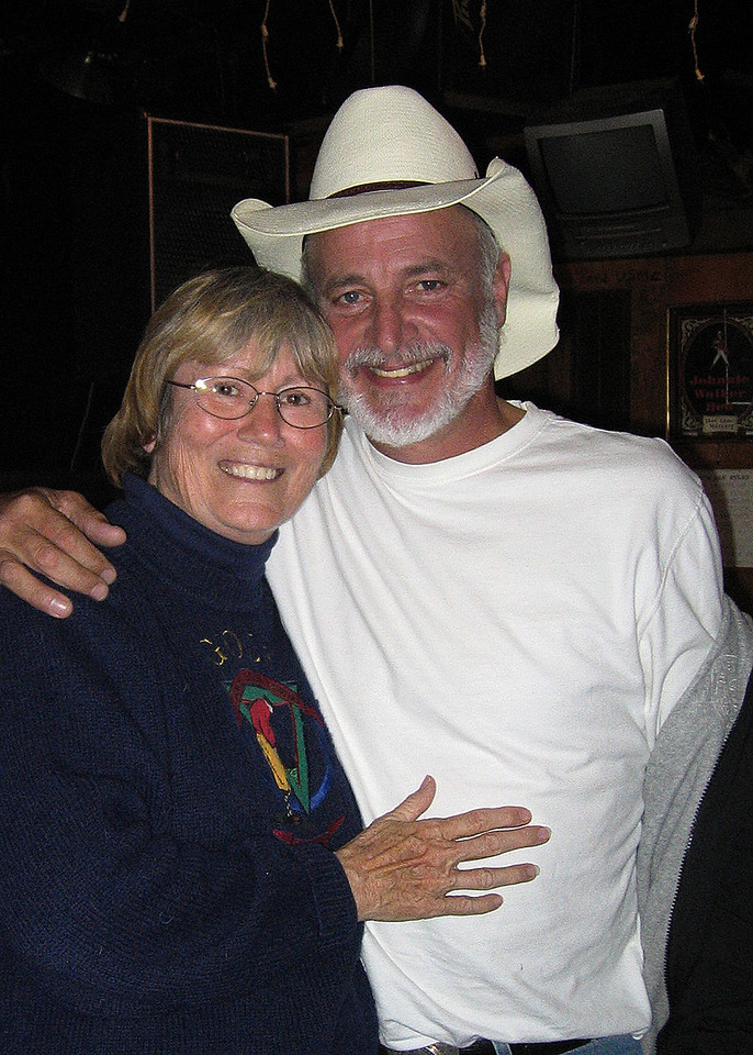 Susan and Hobo Jim, Yukon Bar, Seward, AK