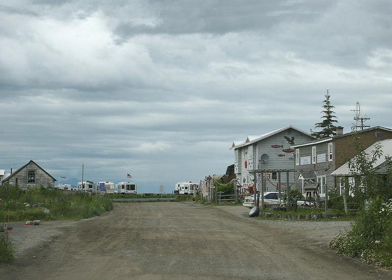 Ninilchik Village, AK