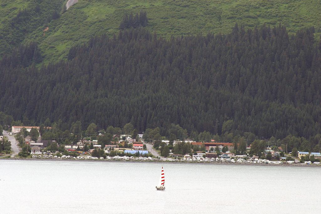 Seward Across Resurrection Bay