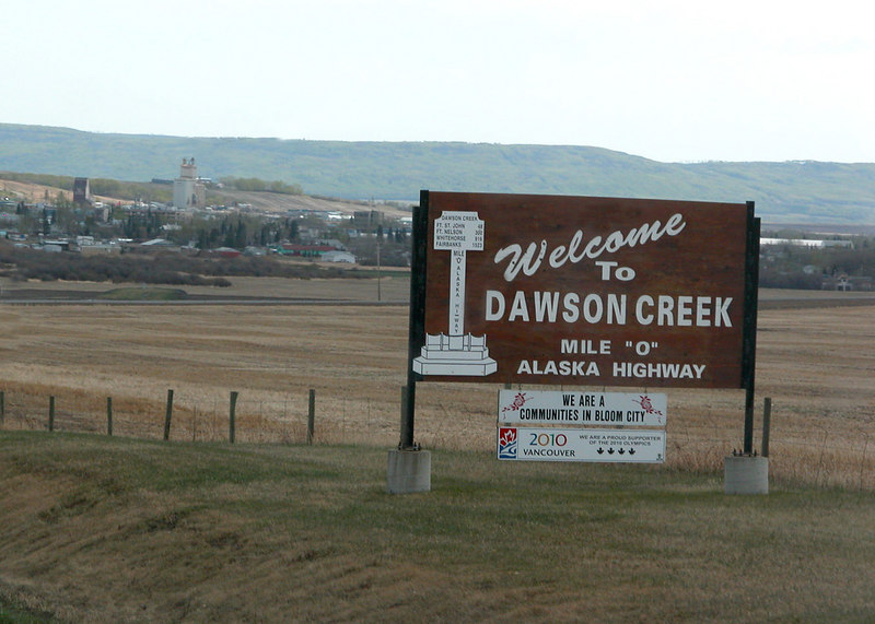 Welcome to Dawson Creek