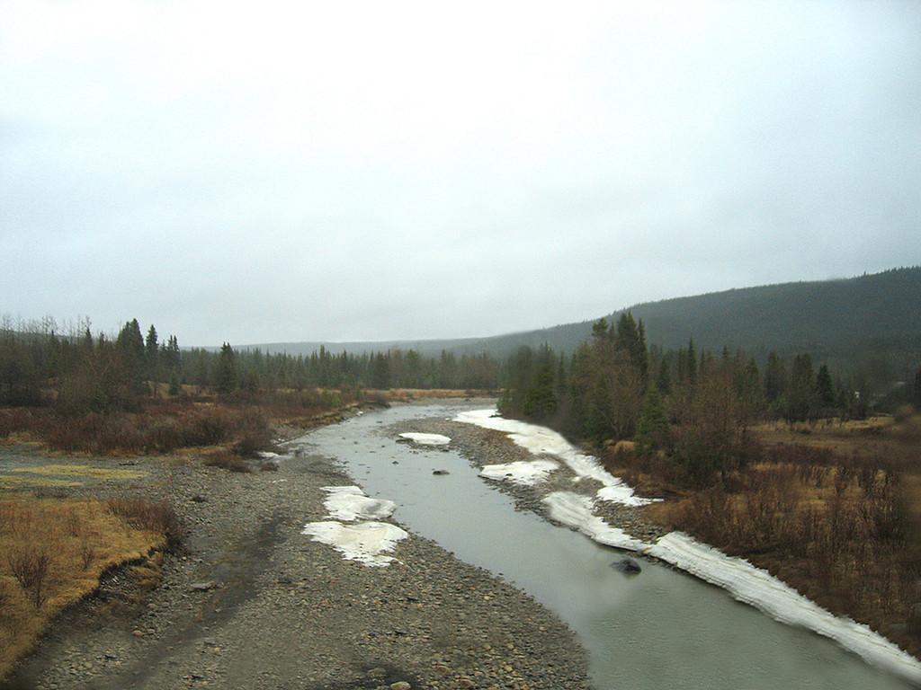 Buckinghorse River