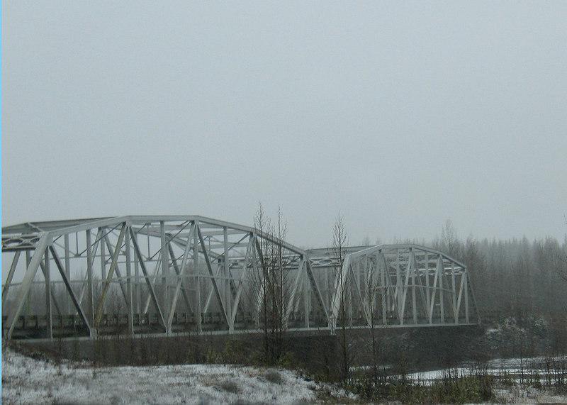 Racing River Bridge