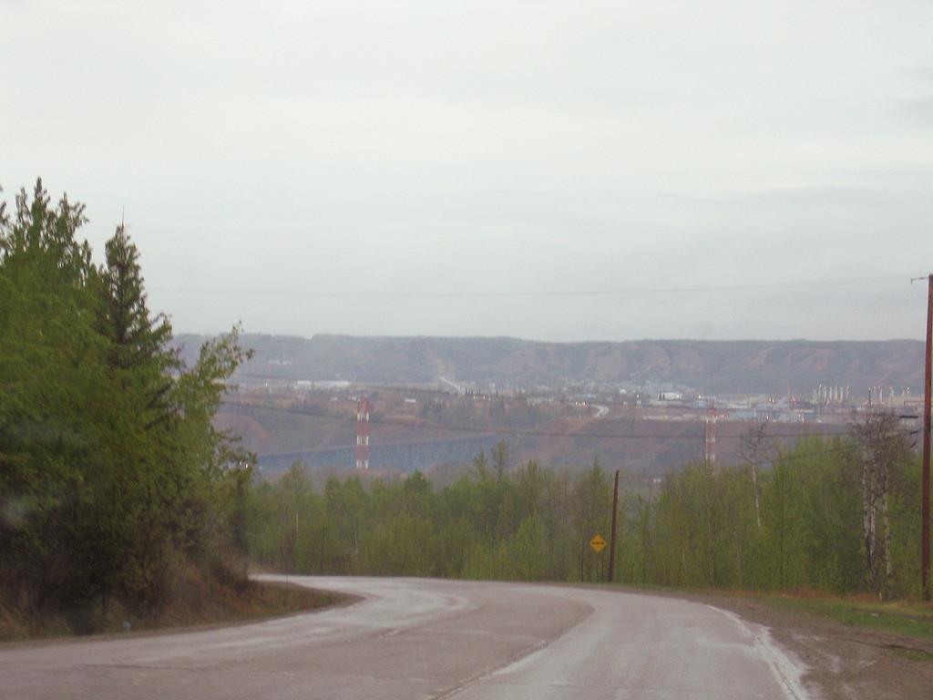 Peace River Bridge