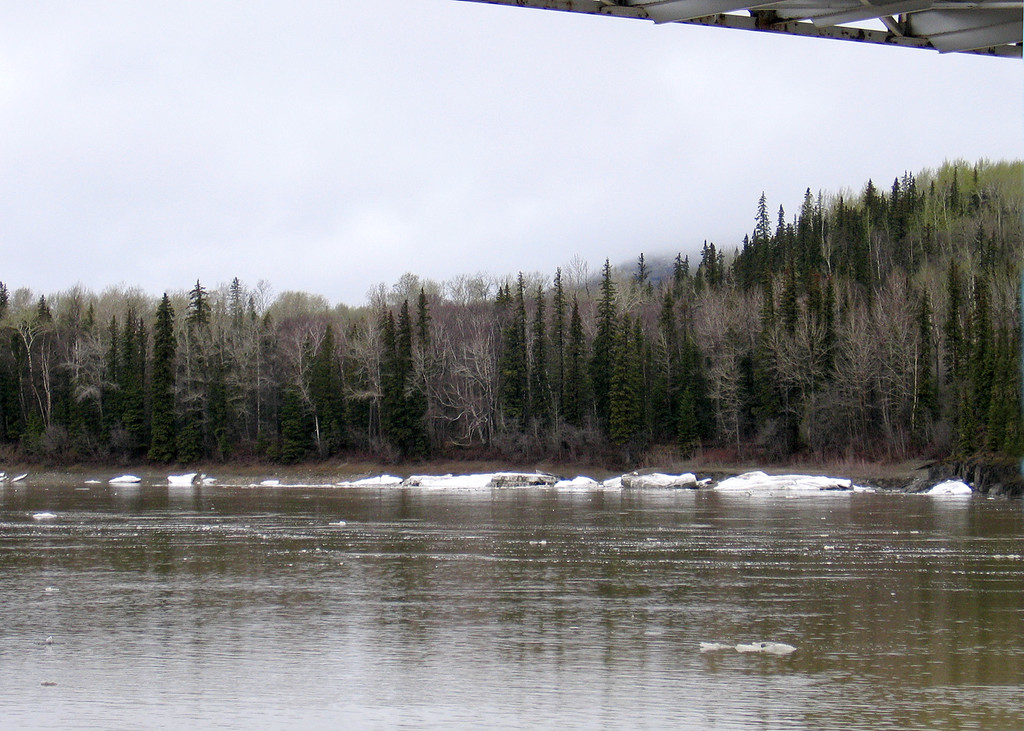 5/14/06 - The Liard River