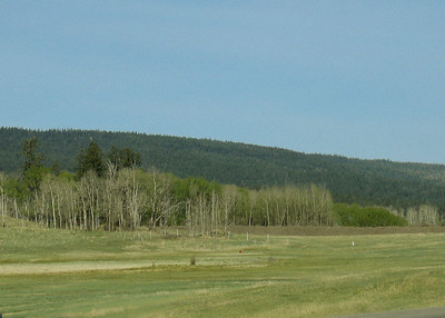 5/9/06 - Lac La Hache, BC to Prince George, BC