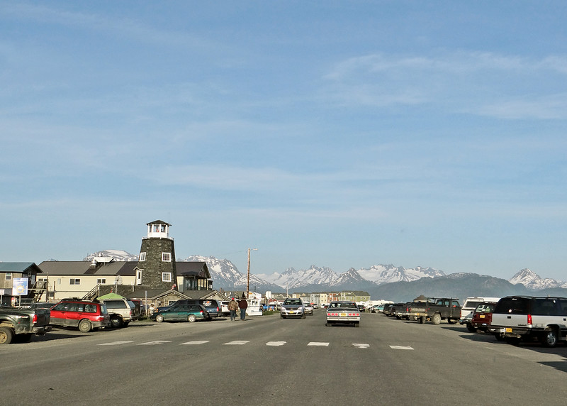 On the Homer Spit