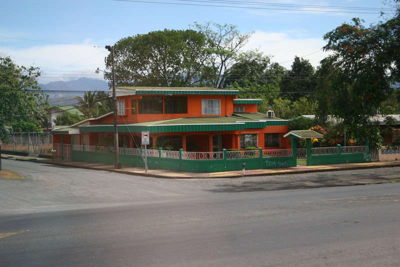 Buildings in Esparaza