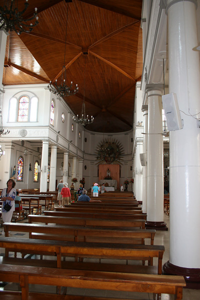 Inside Espíritu Santo de Esparza