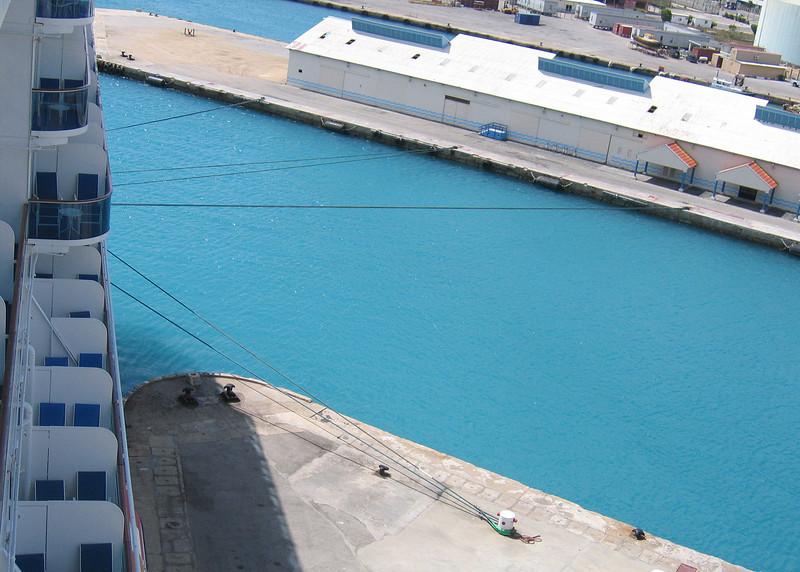 Beautiful water at Aruba